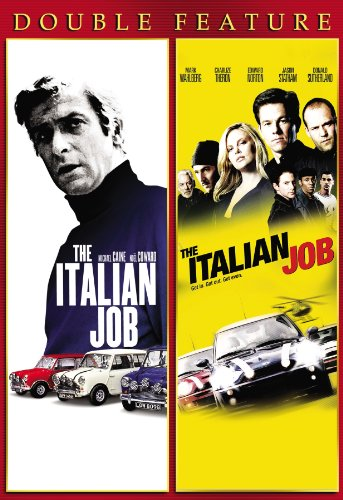dvd the italian job - 3