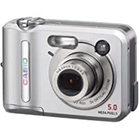 Casio QV-R51 5MP Digital Camera with 3x Optical Zoom Key Pieces Review Image