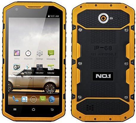 NO.1 IP68 X6800 Smartphone - 6000mAh + bateria de 800 mAh ...