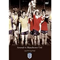 1979 FA Cup Final Arsenal FC v Manchester United