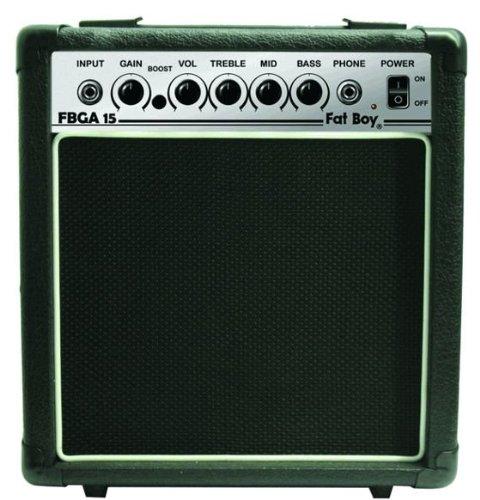 Fat Boy FBGA15 15 Watt Guitar Amp ()