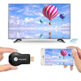 Anycast WiFi DLNA Airplay Miracast Dongle Online Streaming Device for TV 1080p Receiver