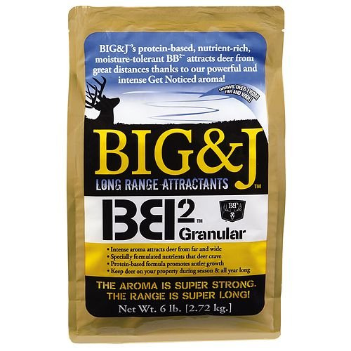 Big & J Industries BB2 Nutritional Deer Appendix (6 pound bag)