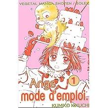 ANGE MODE D'EMPLOI T01