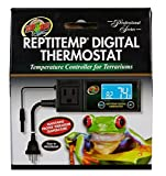 Best Zoo Med Thermostats - Zoo Med ReptiTemp Digital Thermostat Controller Review