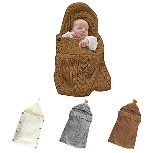 Colorful Newborn Baby Wrap Swaddle Blanket, JINSEY Baby Kids Toddler...