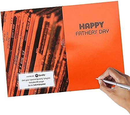 Hallmark - Tarjeta de felicitación por el día del padre ...