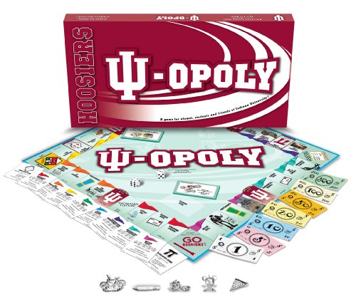 - Late for the Sky Indiana University - IU opoly