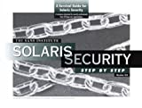 Solaris Security Step by Step, Pomeranz, Hal, 0967299225