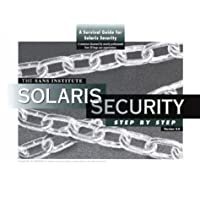 Solaris Security Step by Step