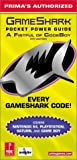 GameShark Pocket Power Guide, Prima Publishing Staff and Prima Temp Authors Staff, 0761527834