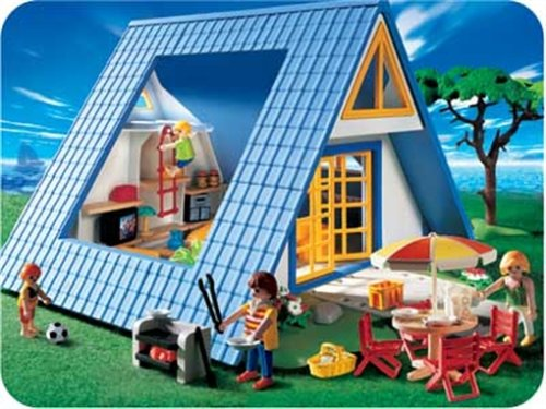 Playmobil 3230 - Ferienhaus von Playmobil