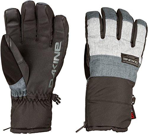 Dakine Men's Omega Gloves (Carbon Heather, Large)