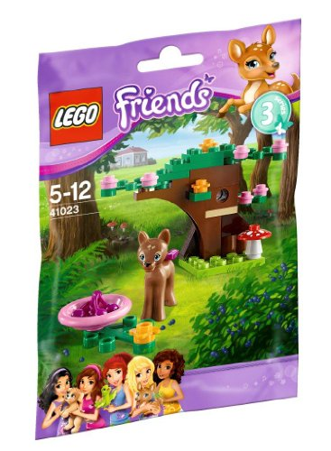 LEGO Friends Series 3 Animals - Fawns Forest (41023)