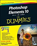 img - for Photoshop Elements 10 All-in-One For Dummies book / textbook / text book