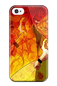 Best Series Skin Case Cover For Iphone 4/4s(bacchus Fairy Tail)