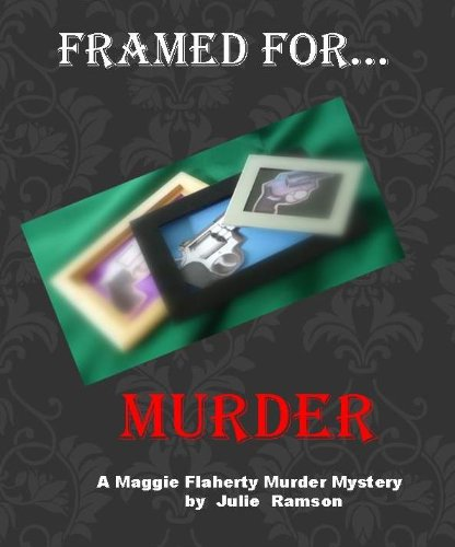Framed Murder Maggie Flaherty Mystery ebook product image