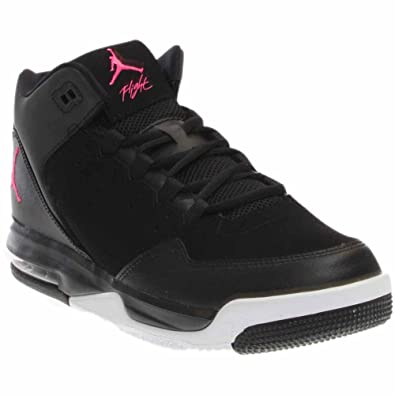 Jordan Flight Origin 2 Black/Hyper Pink-White (Big Kid) (9