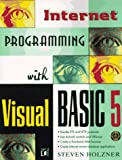 Internet Programming with VB5, Steven Holzner, 1558515585
