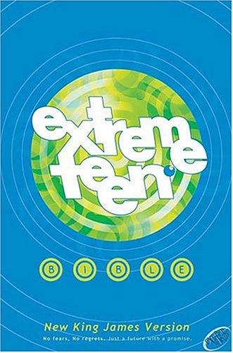 Extreme Teen Bible James Version