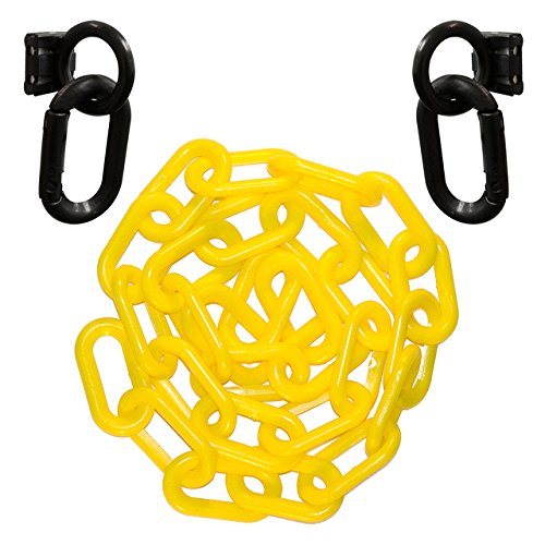 (Loading Dock Kit, Yellow, includes 2-magnetic rings 2 carabiners, 1-10' length of 2