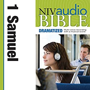 NIV Audio Bible: 1 Samuel (Dramatized) Audiobook