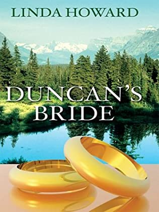 book cover of Duncan\'s Bride