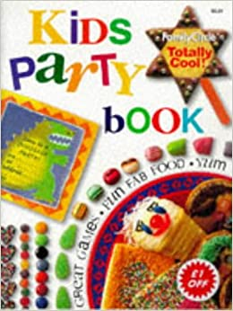 Book Kids' Party Book ('Family Circle' Step-by-step)