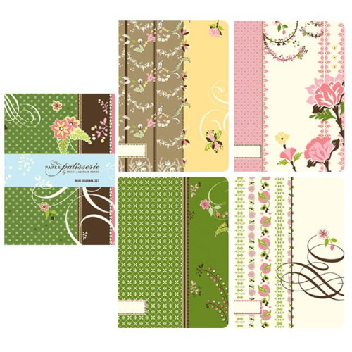 - Paper Patisserie Mini Journal Set
