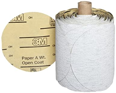 genuine shoes good quality outlet store sale 3M Stikit Paper Disc Roll 426U, Silicon Carbide, 5
