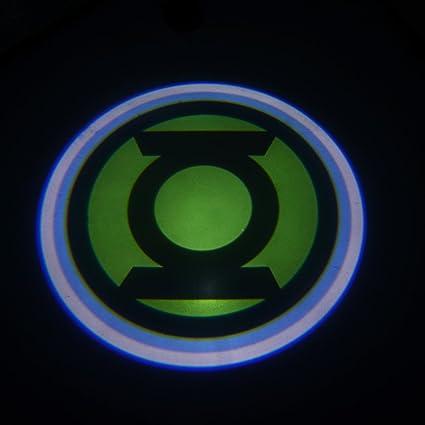 padaday 2 x Reemplazable Símbolo Emblema Film Logo Slide ...
