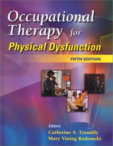 Pdf dysfunction occupational for physical therapy