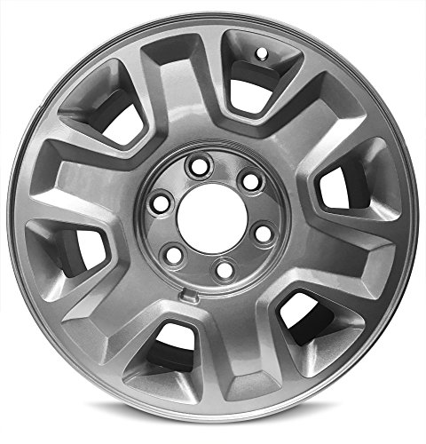 Ford F150 Alloy Wheel - New 17 Inch Ford F150 Replacement Alloy Wheel Rim 17x7.5 Inch 6 Lug 87.1mm Center Bore 44mm Offset 9L341007FA 9L341007FB