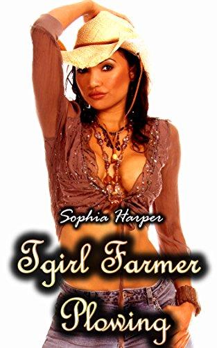 Tgirl Farmer Plowing