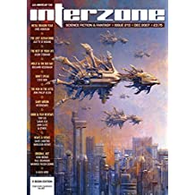 Interzone #213 Dec 2007 (Science Fiction and Fantasy Magazine)
