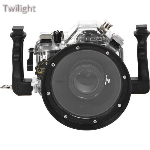 Nimar Underwater Housing for Nikon D300S DSLR Camera with Lens Port for AF-S Nikkor 16-85mm f/3.5-5.6G ED VR