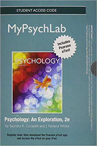 mypsychlab answer key