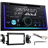 JVC Stereo CD Receiver w/Bluetooth/USB/iPhone/Sirius For 2007-2008 Ford F-150
