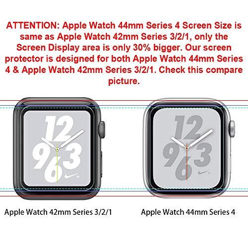 Buy apple watch glass screen protector