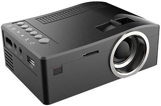 mini proyectores baratos Sannysis 1080P projector full HD de vídeo ...