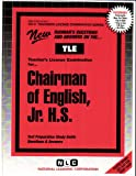 Chairman, English, Jr. H. S., Rudman, Jack, 0837381541