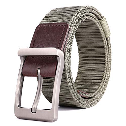 Fibbia Stile Classics Cintura In Nylon 4 Tela Bozevon Uomocon Metallo pfXnqFf8