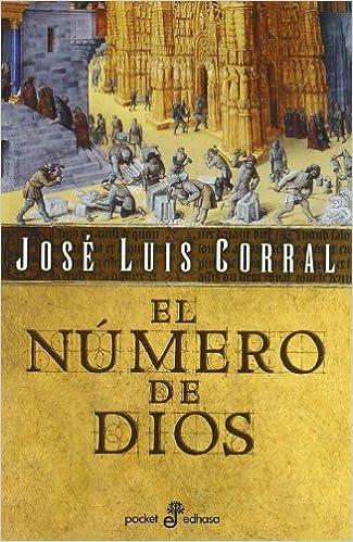 El n£mero de dios: 269 (Pocket): Amazon.es: Corral, José Luis: Libros