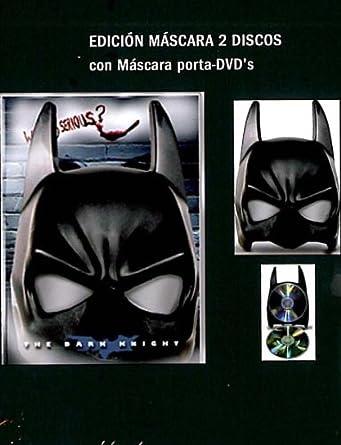 Batman: El Caballero Oscuro (Edición Máscara) [DVD]