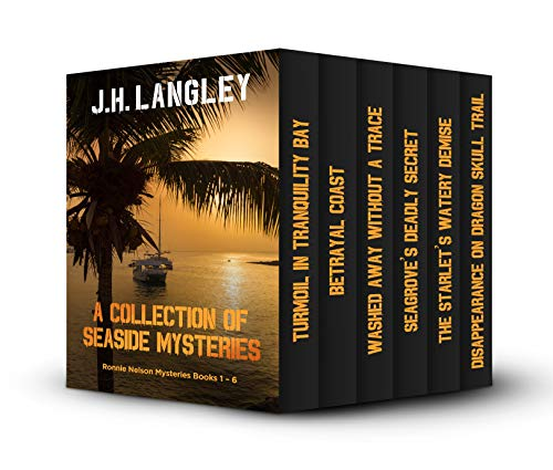A Collection of Seaside Mysteries: (Ronnie Nelson Mystery Series Books 1 - 6) ()