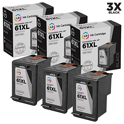 Remanufactured Replacement Ink Cartridges for Hewlett Packar