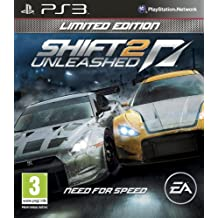 Need for Speed Shift 2 - Unleashed Limited Edition (PS3) (UK)