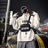 abcGoodefg Tactical Chest Rig Vest Hip Hop Harness