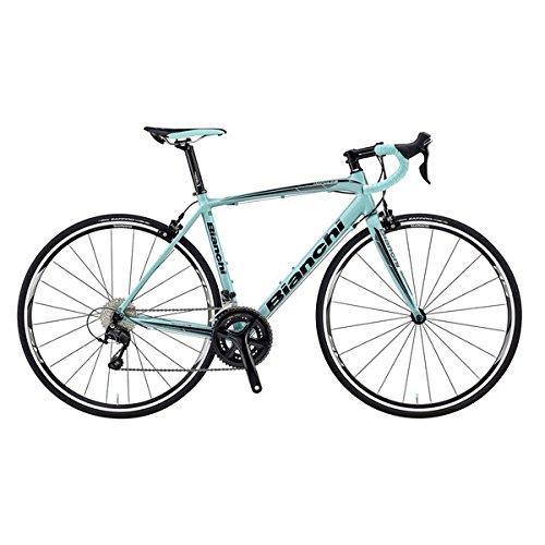 ビアンキ(BIANCHI) ロードバイク Impulso Tiagra Celeste 53サイズ 53サイズ B077YWPPMC