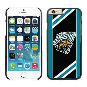 NFL iPhone 6 4.7 Inches Case Jacksonville Jaguars Black iPhone 6 Cell Phone Case KXWFRTYE2033